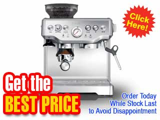 Best Price for Breville BES870XL